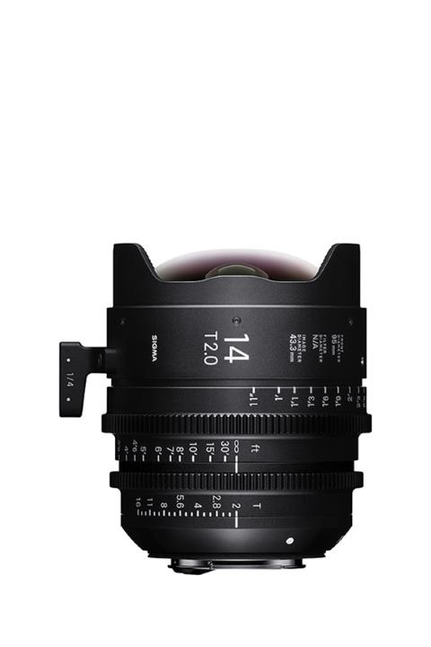 Sigma 14mm T2 Cine Lens for Canon EF Mount