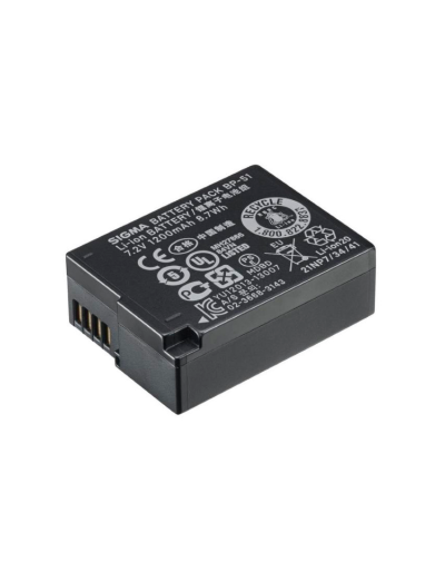 Sigma BP-51 Battery for DP2 Quattro