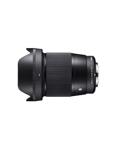 Sigma 16mm f/1.4 DC DN Contemporary for Sony E-Mount