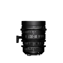 Sigma 18-35mm Cine Lens for Canon EF Mount