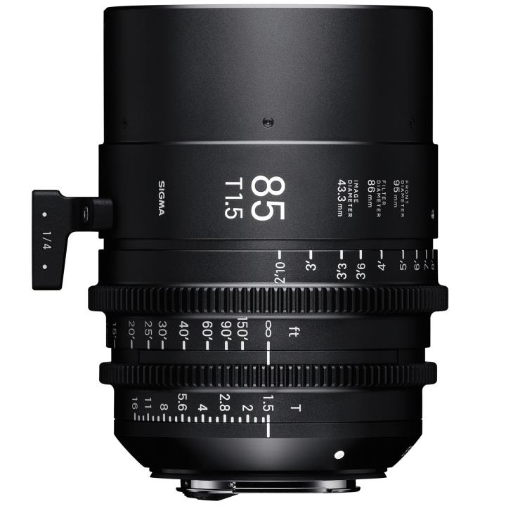 4321966 - Sigma 85mm T1.5 Canon EF Mount