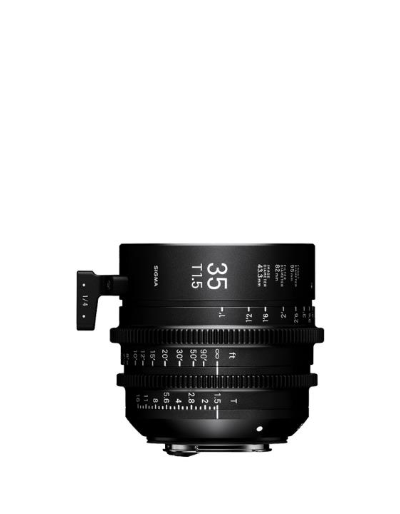 Sigma 35mm T1.5 Sony E Mount Cine Lens