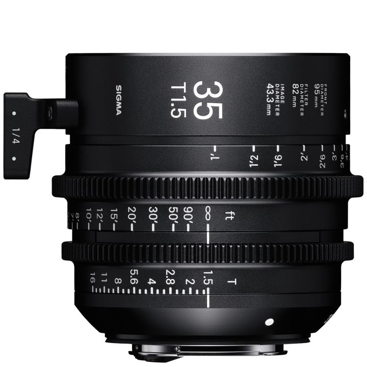 434F966 - Sigma 35mm T1.5 Canon EF Mount