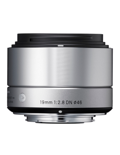 Sigma 19mm f/2.8 DN Silver Art Lens for Sony (E-Mount)